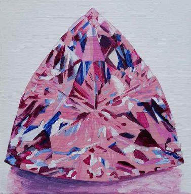 Pink Gem - $25