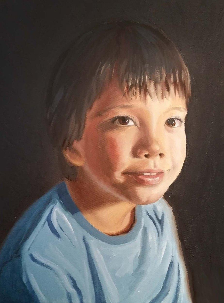 Ethan portrait