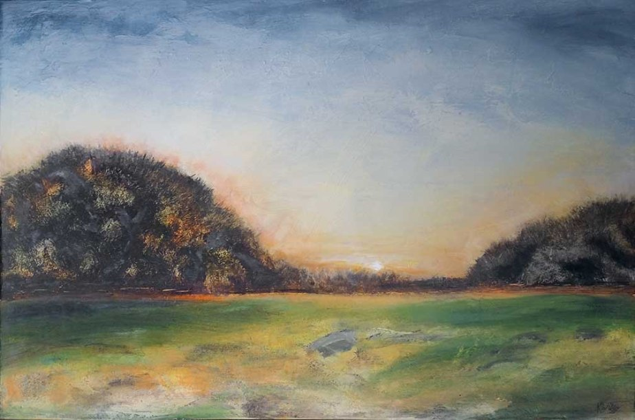 landscape abstract 5