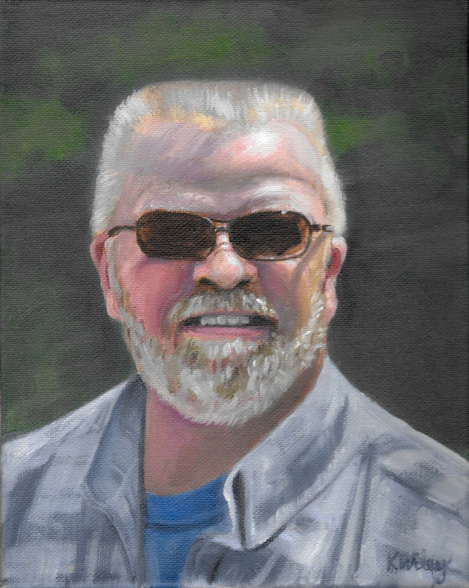 tim portrait art