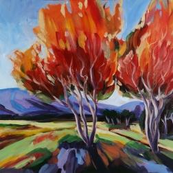Firey Trees